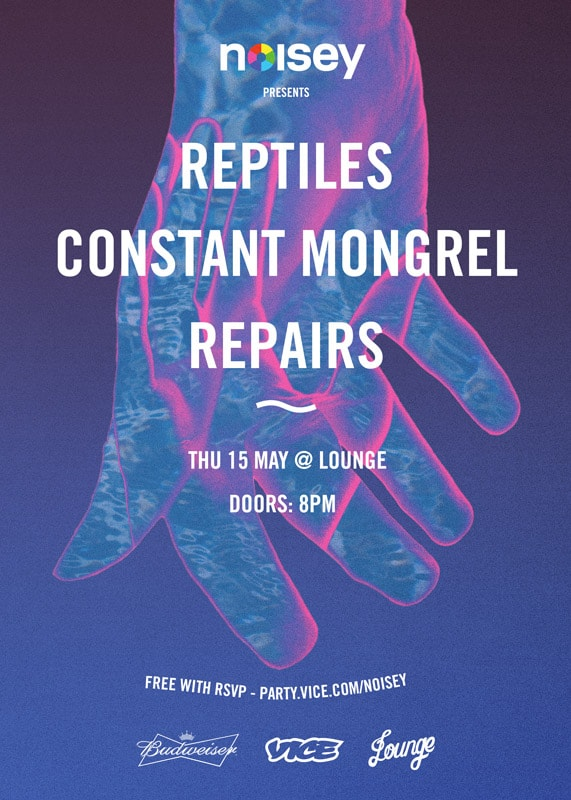 Noisey Presents Reptiles